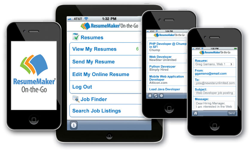 ResumeMaker® Professional 18.0 - Write a Better Resume. Get a Better ...